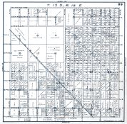 Sheet 29 - Township 15 S., Range 19 E., Fresno County 1923